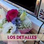 Detalle del Arreglo Floral